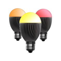 MISFIT BOLT 13-Watt Bolt Smart ED28 LED Light Bulb (3-Pack)