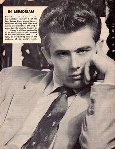 James Dean, Gone but not forgotten