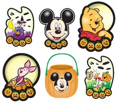 HALLOWEEN DISNEY CLIP ART
