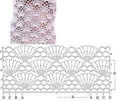 puntos de ganchillo - AZU -- - Picasa Webalbums