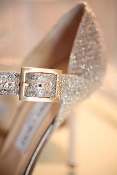 sparkle me pretty...#wedding #high heels