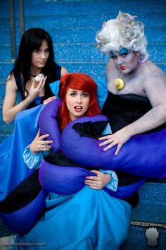 Traci Hines Ariel dress and hair, that's not a wig, that's her . Little Mermaid Costumes, The Little Mermaid, Cosplay Dress, Cosplay Costumes, Dress Me Up, Fancy Dress, Ariel Dress, Movie Inspired Outfits, Couple Halloween Costumes