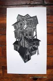 Bildresultat för linoleum print