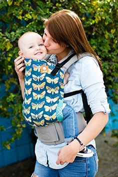 Activity & Gear Cheap Price Floral Cotton Ergonomic Baby Carrier Adjustable Baby Sling 5 Carry Ways Multifunctional Kangaroo Baby Applicable 3 To 36 Months Harmonious Colors Mother & Kids