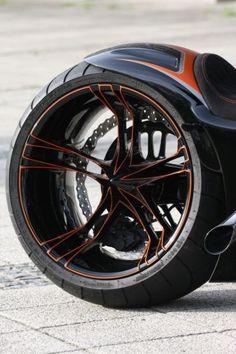 El Fuego | Dragster RS Bike |Original Thunderbike Customs