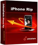 60% Off - Joboshare iPhone Rip is an amazing handy iPhone rip, manager, transfer tool that can fast rip, copy and transfer your music, movie, photo, ePub, pdf, audiobook, Voice Memo, Camera Roll (iOS 4 above), ringtone, Podcast, TV Show, SMS, Contact, Call List from iPhone to computer with ease. For the purchased files on iPhone, it also allows you to transfer them into computer or sync to iTunes library.