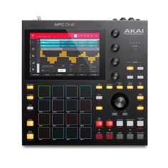 Buy the Akai MPC One Standalone Music Production Controller at Andertons with free UK delivery and on finance - subject to status. Midi Keyboard, Keyboard Piano, Line Level, Better Music, Any Music, Multi Touch, Music Store, Sound Design, Drums
