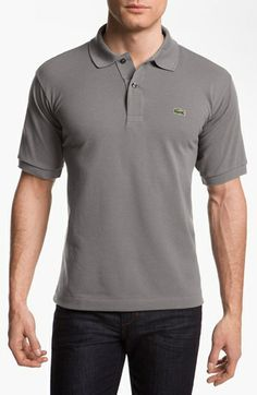 Lacoste 'L1212' Piqué Polo (Save Now through 12/9) available at #Nordstrom