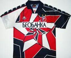 Camisetas raras 4 Red Star Belgrade, Football Shirts, Sports, Clothes, Fictional Characters, Shopping, Fashion, Soccer, Hs Sports