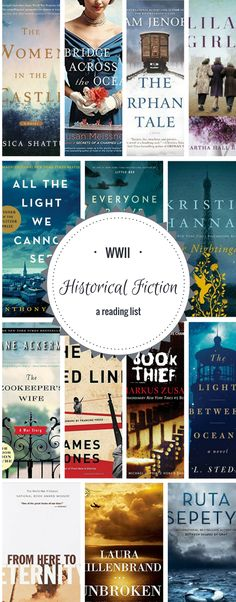 """Like many other readers, I have a fascination with the WWII genre. These stories give me insight into the time period when my grandfather was fighting a war across the world and my grandma was raising children on the home front."""