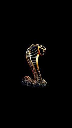 Shelby Cobra Logo iPhone 6 / 6 Plus wallpaper