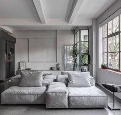 London industrial apartment...