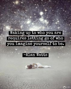 Waking Up ~ Alan Watts
