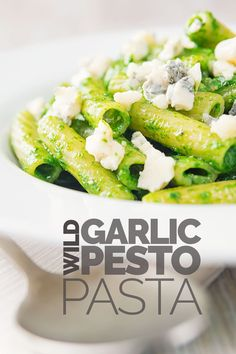 The season for wild garlic is short but truly magical, this wild garlic pesto pasta is the perfect fast spring/summer recipe. Cooking just 10 minutes with 10 minutes prep means it is a fast, vibrant and beautiful seasonal recipe.