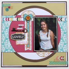 Capture Life Collection by Echo Park. . Scrappy Chick Designs: Capture Life~