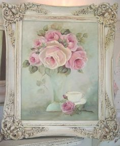 RP: Rose Tea Cup