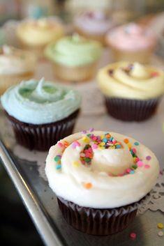 NYT Cooking: Magnolia Bakery's Buttercream Vanilla Icing