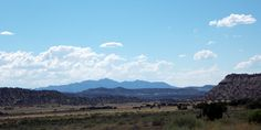New Mexico vistas, from Two Casitas