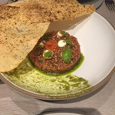 We were one of the firsts to try #topchefmasters winner chef Chris Cosentino's (@offalchris) menu at @lasalcobasnapavalley. This lamb tartare with chickpea crisp was an absolute revelation. Never had lamb so tender. #exclusivetaste #napavalley #napa #napafood #napafoodie #StHelena ... The #newhotel opened this week. Absolute #luxury abounds.  via MODERN LUXURY MAGAZINE OFFICIAL INSTAGRAM - Luxury  Lifestyle  Culture  Travel  Tech  Gadgets  Jewelry  Cars  Gaming  Entertainment  Fitness