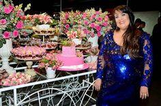 #LEIAMAIS WWW.OBSERVADORINDEPENDENTE.COM Sociais: SALVADOR: Aniversário de Marcia Martins