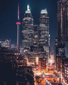 Promote Your Business, Empire State Building, Roads, Toronto, Canada, Community, Landscape, Places, Instagram Posts