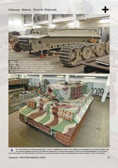 Why go through the effort to restore a Tiger 1 and paint it in such an awful incorrect paint application.