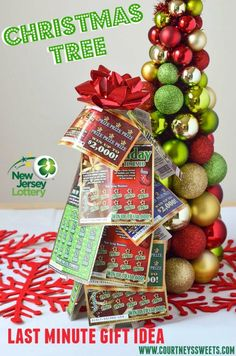 The big lotto christmas giveaway ideas