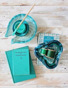 Hello everyone! As I have mentioned before, I currently have the hots for shades of turquoise, teal and sea glass green. Shades Of Turquoise, Green Turquoise, Jade Green, Aqua, Teal, Mount Pleasant, Hello Everyone, Mood Boards, Lust