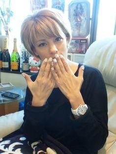 梅宮アンナさんオソロイ☆キャンペーン の画像|神宮ブログ