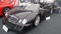 http://chicerman.com  awesomecars:  Mercedes CLK LM Roadster [OC][3264x1836]  #cars