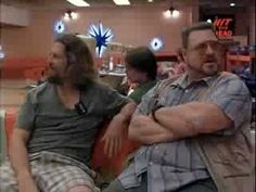 The Big Lebowski - The Fucking Short Version *featured* Tumbling Tumbleweeds, See Movie, The Big Lebowski, Funny Movies, Movie Theater, Script, Film, Funny Videos, Books