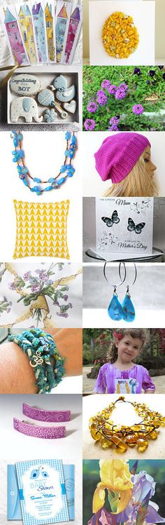 Gifts For Her  by Marcia on Etsy--Pinned with TreasuryPin.com #Estyhandmade #giftideas #summerfinds