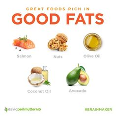 Have you gotten your healthy fats today? What's your favorite source?
