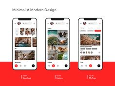 This is a UI/UX for a Social Media App for Travelers with Modern Minimal Design. Travelers can share stories and memories with their friends. App Ui Design, Mobile App Design, Interface Design, Mobile Ui, Web Design, Medium App, App Design Inspiration, Chat App, Mobile Application