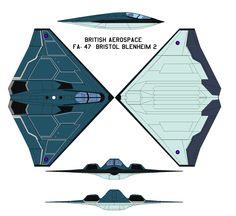British Aerospace Bristol Blenheim 2 by