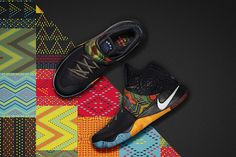 super popular ca827 ad452 Nike Basketball BHM 2016 Collection
