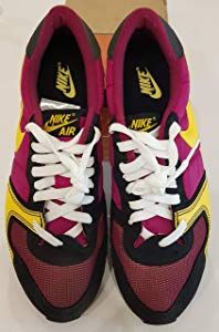 online store 7e467 d0bec Nike Original 2005 Vengeance Trainers 307659 671 Raspberry RedVarsity  Maize-White-Black