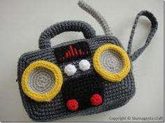 bolsos para niñas a crochet - Buscar con Google