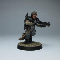 Bounty Hunter, Inq28, Mercenary