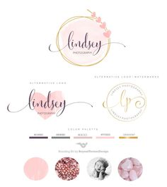 This Premade Branding Kit would be perfect for photographers, event planners, wedding venues, interior designers, stylists, boutiques, make-up artists and other. AFTER PURCHASING, EACH MY PROJECT WILL BE CUSTOMIZED BY FOLLOWING: PLEASE PROVIDE THE FOLLOWING AT CHECKOUT: =====================================&#x...