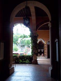 Hacienda de San Gabriel de Barrera - Guanajuato, Mexico