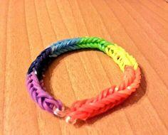 LGTB bracelet.