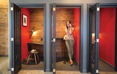 open office - pod room