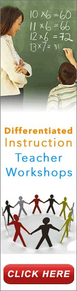 Differentiated Instruction Teaching Resources