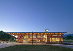 The consummate sustainable architecture. CEI Architecture. - Livegreen Blog