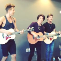The Vamps video