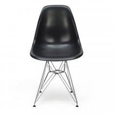 Black Eiffel Chair #eames #eiffelchair #chair #home