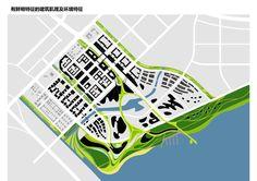 Building Map, Design Language, Master Plan, City Buildings, Urban Planning, Conception, Cartography, Urban Design, Landscape Design