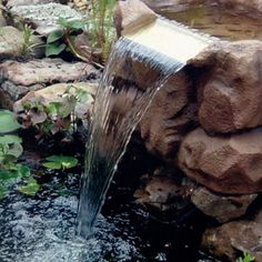 The latest list of High Resolution Diy Pond Waterfall Deluxe Diy Waterfall Pond Kit visuals pinned by Rose Hughes, interior designer of Wisatakuliner.