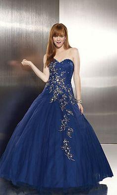Homecoming Dresses#Quinceanera Dresses#Long Dress# Royal Blue# Ball Gown Dress
